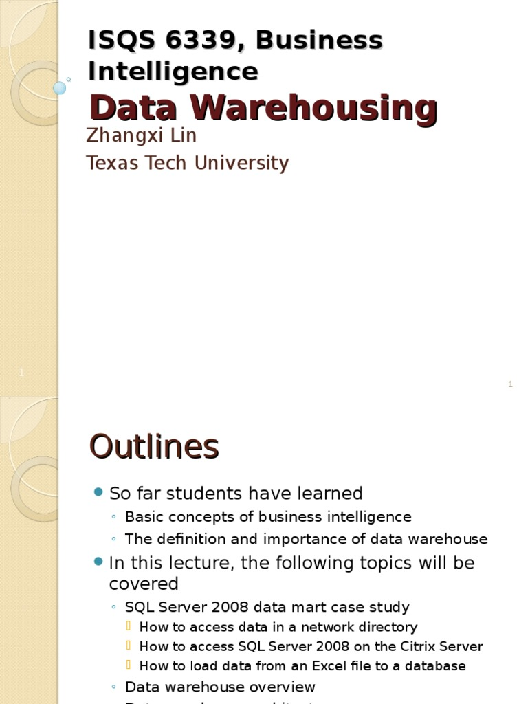 business intelligence data warehousing | apache hadoop | data warehouse