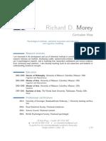 RDMorey_CV.pdf