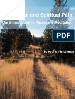A Practical and Spiritual Path