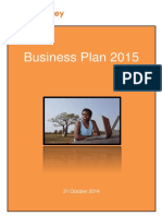 2015 2017 Strategic Plan and 2015 Business Plan