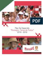 Plan de Desarrollo Rionegro, Tarea de Todos.pdf