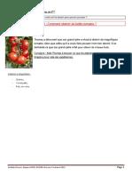Gwladys Doyen Croissance Plantes
