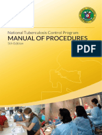 Manual of Procedures Ntp 5th Edition