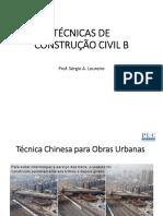 Tecnicas Construção Civil B