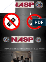 Introduction of NASP Course