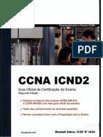 CCNA ICND2 - Guia Oficial de Certificação Do Exame