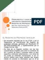 Problemática y Casos Más Frecuentes Presentados en El Rpv_RQUINTANA_02.04.2013