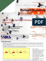 Basic Railway Signaling