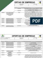 Serviços de Emprego Do Grande Porto- Ofertas 01 07 16