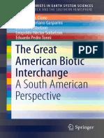 Great American Biotic Interchange revisited