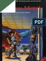 Heavy Metal - Livret 1 - Système de Jeu Et Scénarios