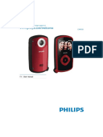 Philips Cam 150RD Manual