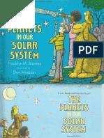 Los Planetas en Nuestro Sistema Solar