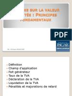 Chapitre III - TVA