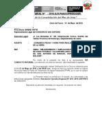 Carta Notarial Verificacion