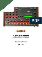 Xbase888 manual