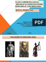 Aula 1 Introducao Medicina Legal