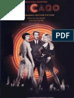 Chicago-Musical Score (PDF)