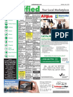 Argus Classified 040716