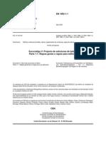 Eurocódigo 2 Projecto de estruturas de betão (PT)- EN 1992-1-1