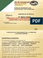 EVALUACIÓN DEL KM 84+600 DE LA CARRETERA ALFAMAYO
