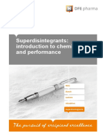 Superdisintegrants Introduction chemistry performance.pdf