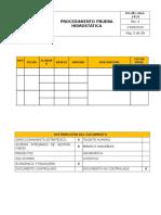 PO-MC-004-1414 PRUEBA HIDROSTÁTICA Rev.0 - KORAN copia