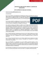 REGLAMENTO DS. N°008-2013-VIVIENDA