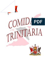 Onda Gourmet Recetas Trinitarias Curso