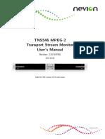 TNS546 Users Manual Rev 2 8 0