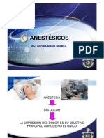 anestesicos ppt