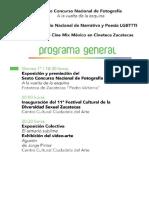 Festival Cultural de la Diversidad Sexual Zacatecas