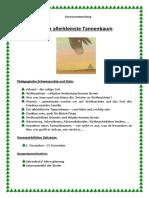 Allerkleinste Tannenbaum (Geschichte)