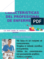 1.- Caracteristica y Criterios