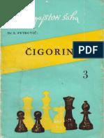 Veliki Majstori Saha 03 - Cigorin