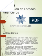 nifb15-Conversión de estados Financieros.ppt