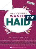 Panduan Praktis Wanita Haid Wanitasalihah Com