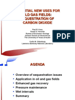 Enhanced Gas Recovery