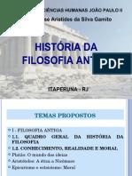 História da Filosofia Antiga.pptx