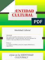 Identidad Cultural 2