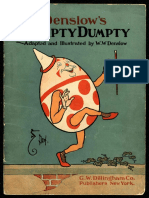 Humpty Dumpty, Illustrations by W.W. Denslow