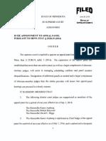 Administrative Order Membership2016