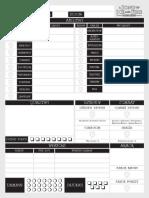 aSoIaF Character Sheet
