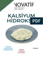 Inovatif Kimya Dergisi Sayi 36