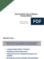 Report Painter Facilito Para Ti