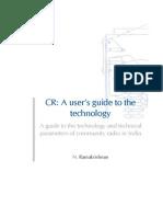 N Ramakrishnan - A User Guide to the Technology