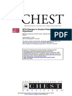 2000 - ECG Changes in Tension Pneumothorax