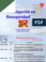 Investigacion en Bioseguridad