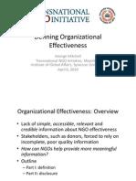 Defining Nonprofit Effectiveness 05_APR_2010