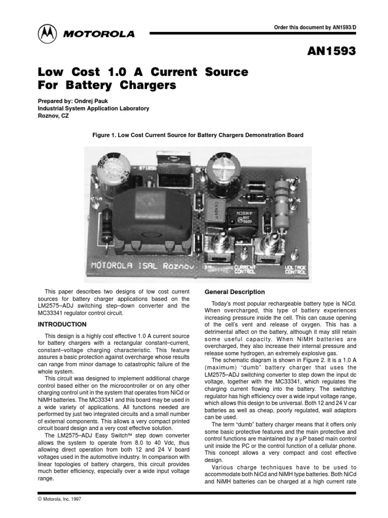 Motorola Charger Wiring Diagram Opinions About 2009 Dodge 128081947 Universal Cell Phone Circuit 2 Pdf Rh Es Scribd Com Bleu Brown Black Wires Ladder